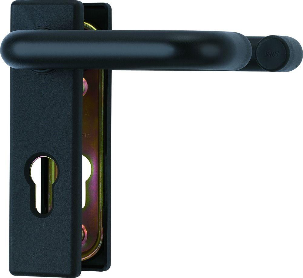 ae67497a53de4d Klamka przeciwpożarowa 72 czarna ABUS :: Internetowy Sklep Metalowy
