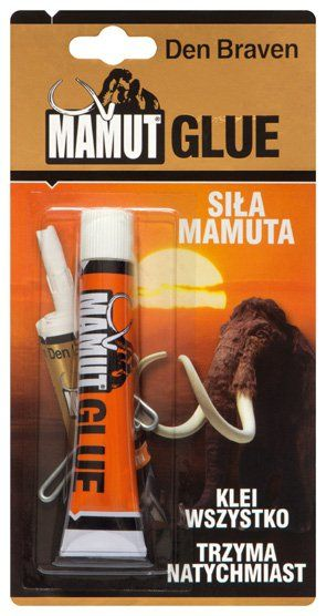 Klej montażowy Mamut Glue 25ml HighTrack DenBraven