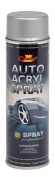 Lakier spray Auto Acryl 500 ml srebrny Champion