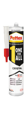 PATTEX Klej One4All Crystal 290g