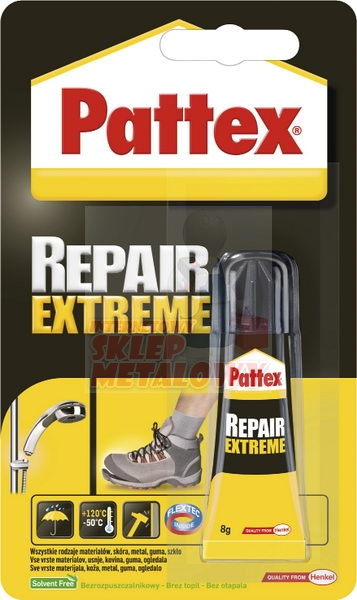 PATTEX Klej Repair Extreme 8g