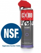 Silikon spray 500ml CX-80